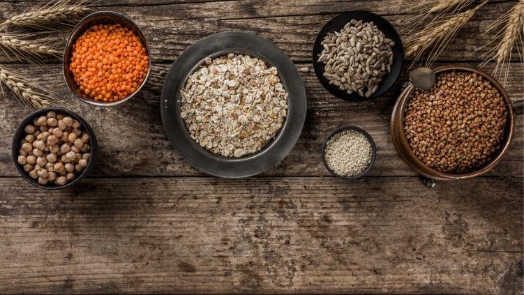 Cereales y legumbres: la combinación perfecta
