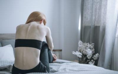 Anorexia nerviosa: cámara de tortura física y mental
