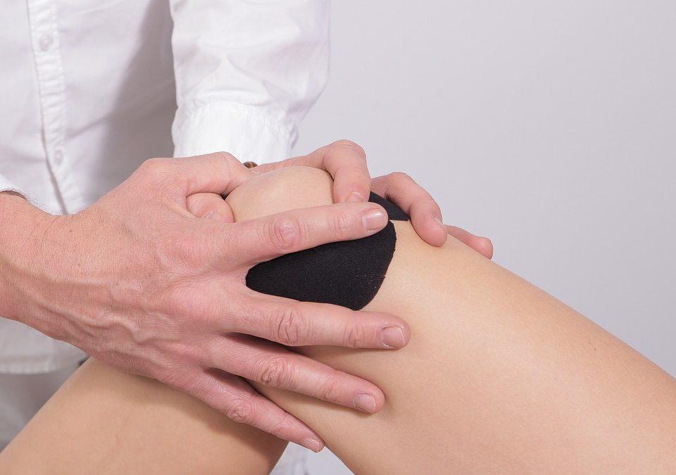 El esguince de rodilla y otras lesiones deportivas muy comunes