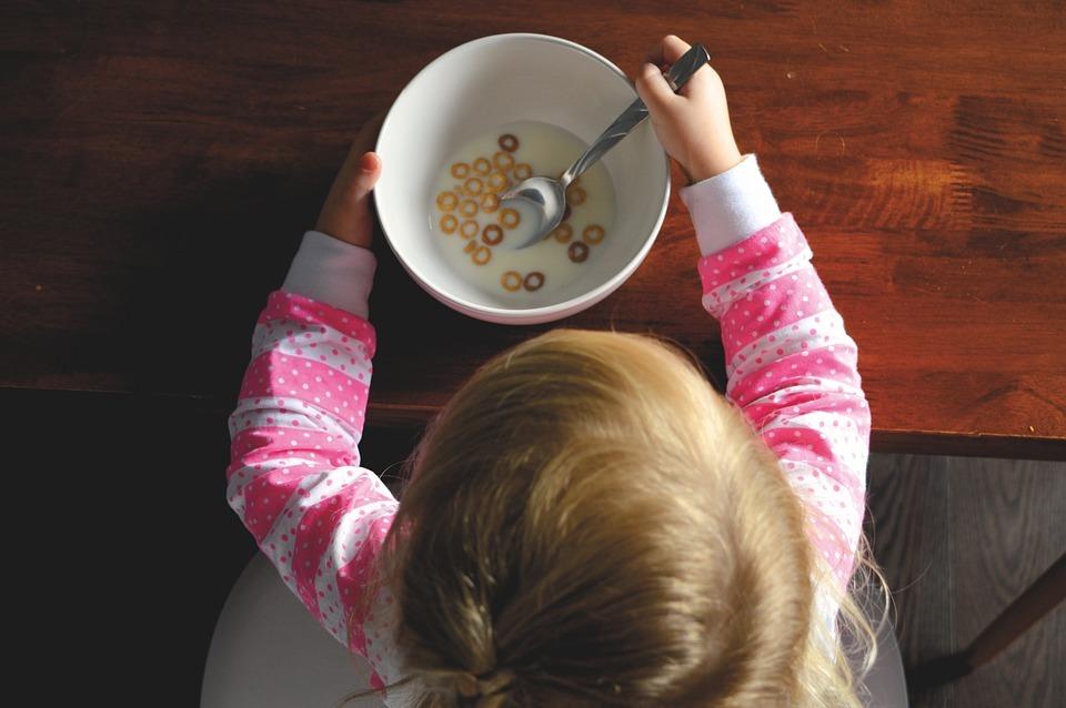 La importancia de una buena nutrición infantil durante la fase de crecimiento