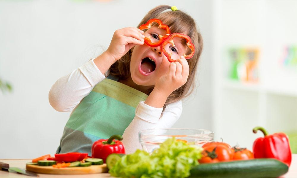 Nutrición infantil, las cinco claves básicas