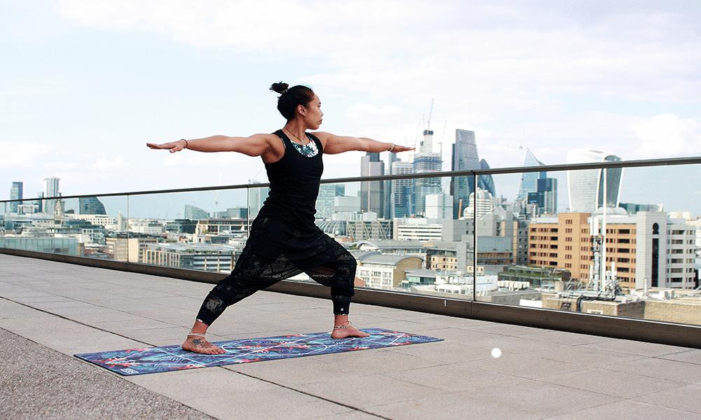 Las mejores posiciones de yoga para relajarse