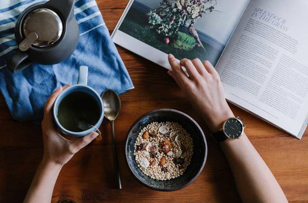 Reeducación alimentaria: conseguir una dieta equilibrada